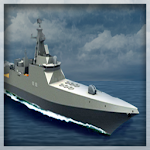 Sea Battle - Battleships HD Icon