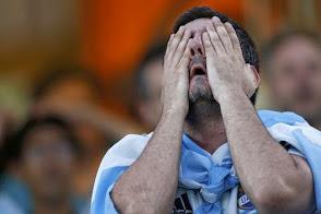 Argentina piange