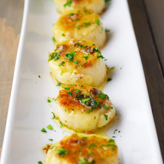 Sea Scallops Side Dishes Recipes