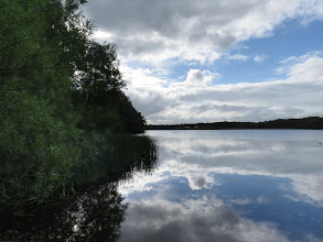 Photo: 24 Jun 13 Priorslee Lake: The weather almost looked promising ... (Ed Wilson)