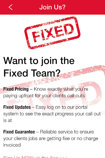 Fixed Lettings