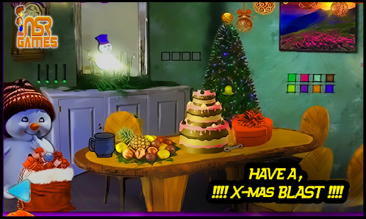 New Escape Games 193- 12 in 1 The Christmas Spirit - náhled