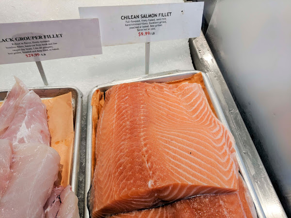 Krudo Fish Market