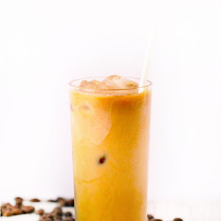 Cold-Brew Vanilla Honey Coffee