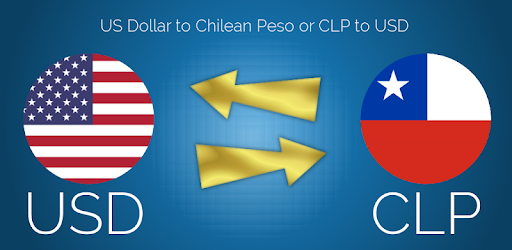 Us Dollar To Chilean Peso Or Clp Usd