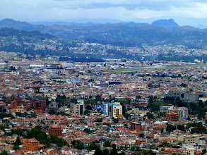 Photo: View of Cuenca