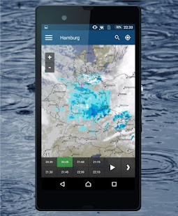meteoblue- screenshot thumbnail