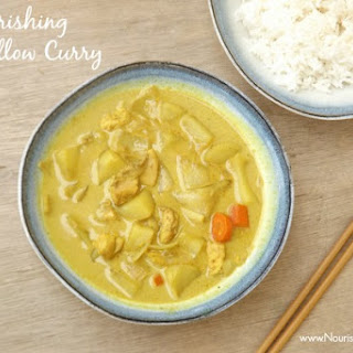 Nourishing Thai Yellow Curry Recipe