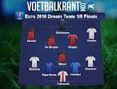Eden Hazard, Axel Witsel, Kevin De Bruyne, Griezmann, Shaqiri, Draxler, Kimmich, ...
