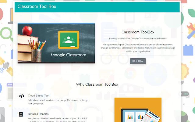 Classroom ToolBox