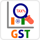 GST SEARCH - Updated Tax Rates, News & HSN Codes icon