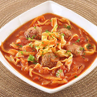 Cabbage Soup With Meatballs Recipes.