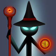 The Wizard - Stickman 2mb Games