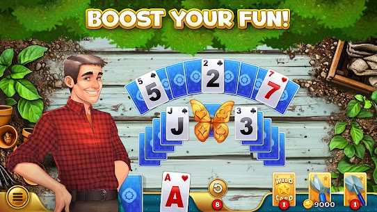 Solitales Garden Solitaire Card Game Mod Latest Version Download hack apk 3