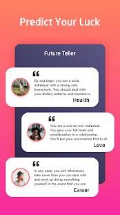 App Face Secret Scanner - Aging Camera, Comic Emoji APK for Windows Phone