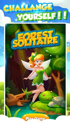 TriPeaks Solitaire:Forest Fairy 1.3.21 screenshots 1