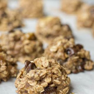 Chocolate Almond Butter Banana Cookies Recipe
