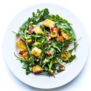 Garrotxa Bread Salad