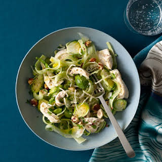 Chicken Breasts And Brussel Sprouts Recipes.