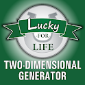 Lucky for Life winning numbers icon