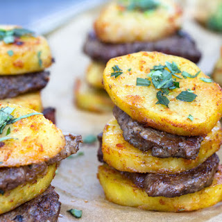 Steak And Potato Wraps Recipes