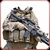 Military Man Photo Editor APK
