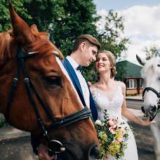 Wedding photographer Nastya Kuzmicheva (nkuzmicheva). Photo of 03.04.2017