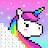 Color by Number, Pixel Color - Pixel Art logo