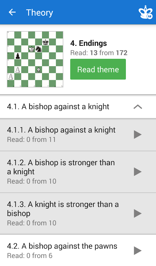 Chess Strategy & Tactics Vol 2 (1800-2200 ELO)- screenshot