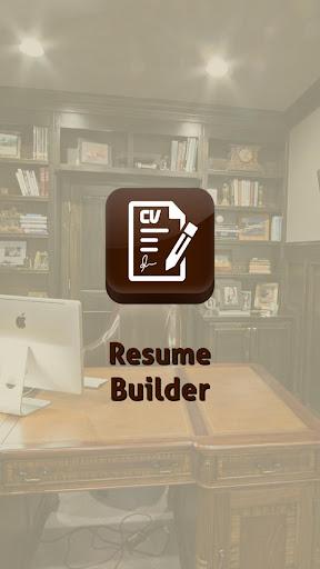 My Resume Builder,CV Free Jobs screenshot 4