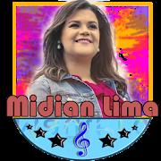 Não Pare letras - Midian Lima