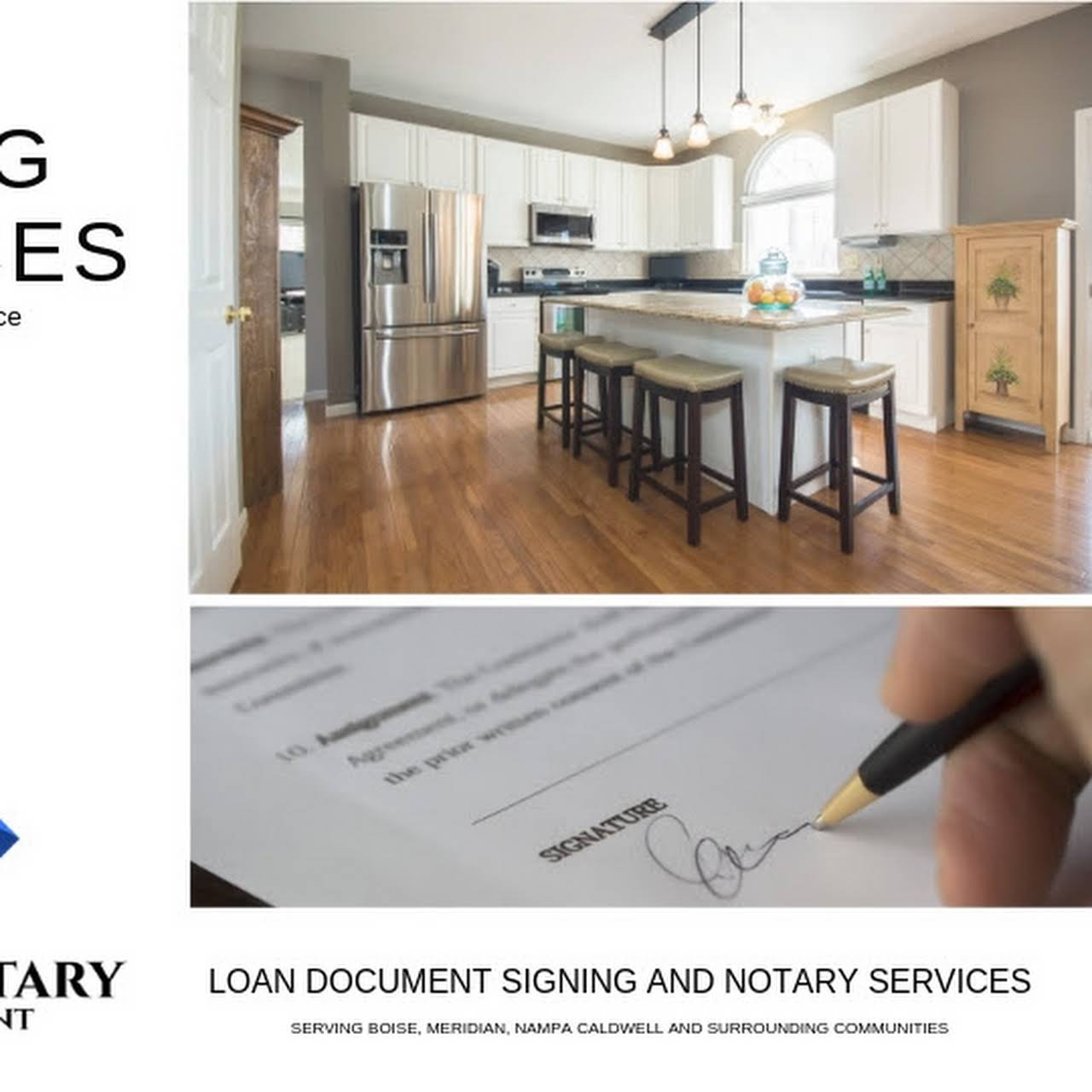 Idaho Notary Signing Agent - Notary Public in Idaho