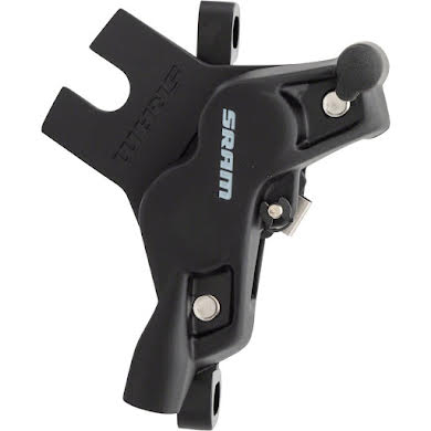 SRAM G2 RS Disc Brake Caliper Assembly - Post Mount, Diffusion Black Anodized, A2