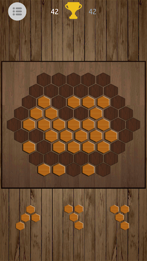 Wood Block Hexa Puzzle for PC