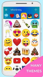 WhatSmiley – ابتسامات  وأشكال تعبيرية وملصقات 6