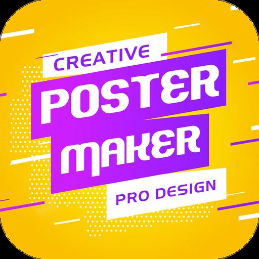 Baixar Flyer Maker Poster Maker 2020 free Banner Maker