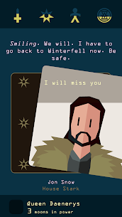 Reigns: Game of Thrones 1.09 b40 Patched Apk [Unlocked Full] 2