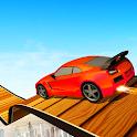 Mega Car Stunts Racing - Ramp Stunt Car Games 2020 icon