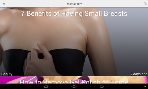 Womanitely- screenshot thumbnail
