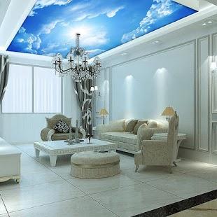 3D Home Ceiling Design Ideas - náhled