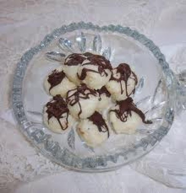 Coconut Swirls Recipe