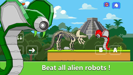 Triceratops Dinosaur Fossil Robot Age modavailable screenshots 3