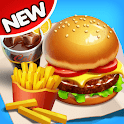 Cooking City: frenzy chef restaurant cooking games icon