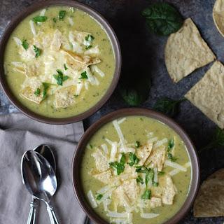 Spinach Artichoke Cheddar Soup Recipes