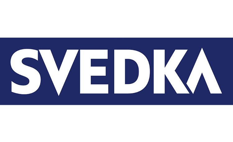 Logo for Svedka Vodka