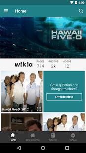 FANDOM for: Hawaii Five O - náhled