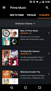 Amazon Music with Prime Music android apk