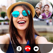 Fake Video Call : Girlfriend Fake Time Simulator