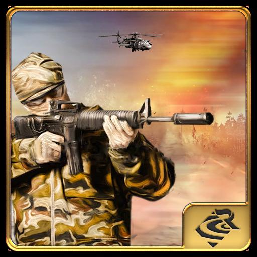 陸軍突擊隊獨存 動作 App LOGO-APP試玩
