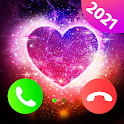 Caller Theme Screen - Color Call, Call Flash icon